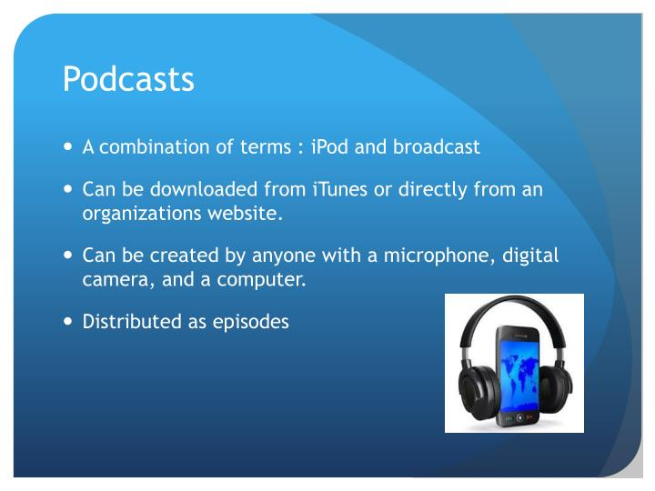 Podcasts1