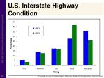 u s interstate highway condition
