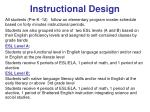 instructional design1