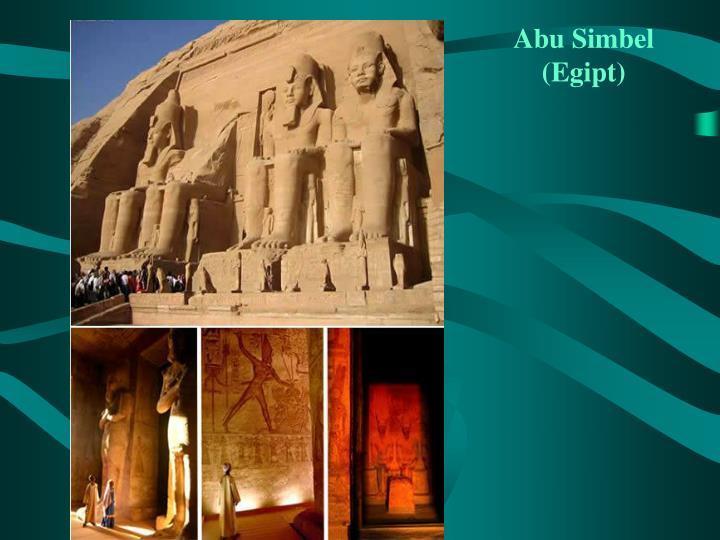 Abu Simbel (Eg