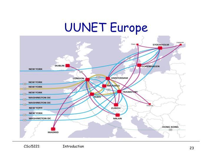 UUNET Europe