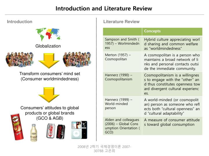 Introduction and literature review