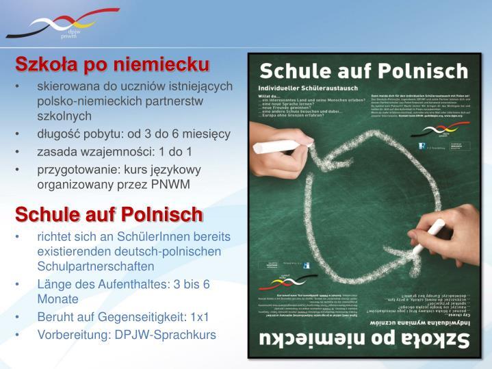 Szkoła po niemiecku