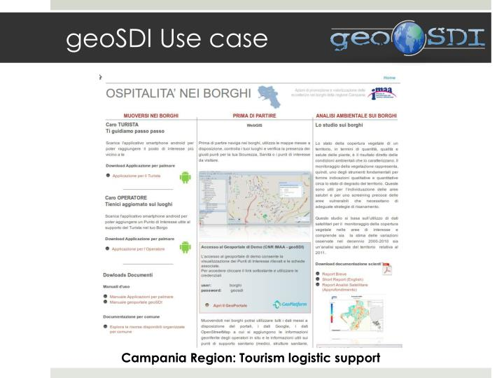 geoSDI