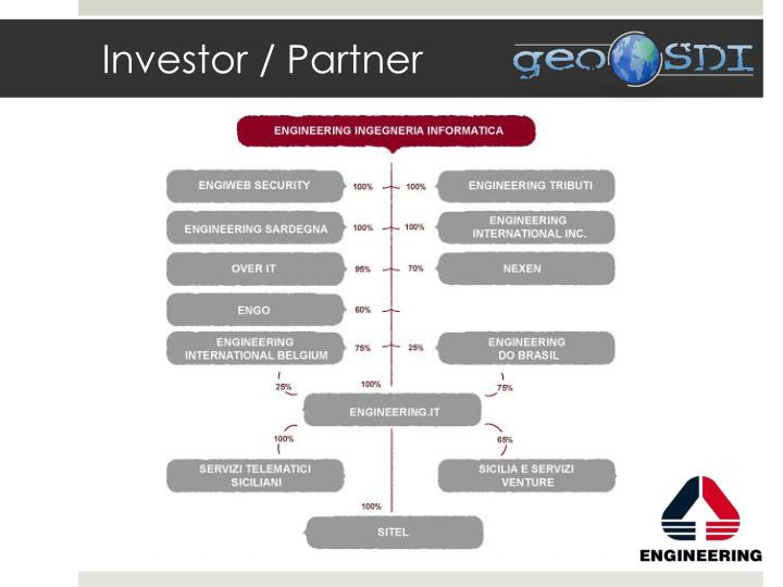 Investor / Partner