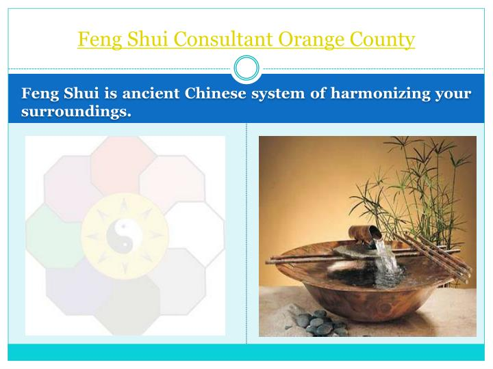 Feng shui consultant orange county1