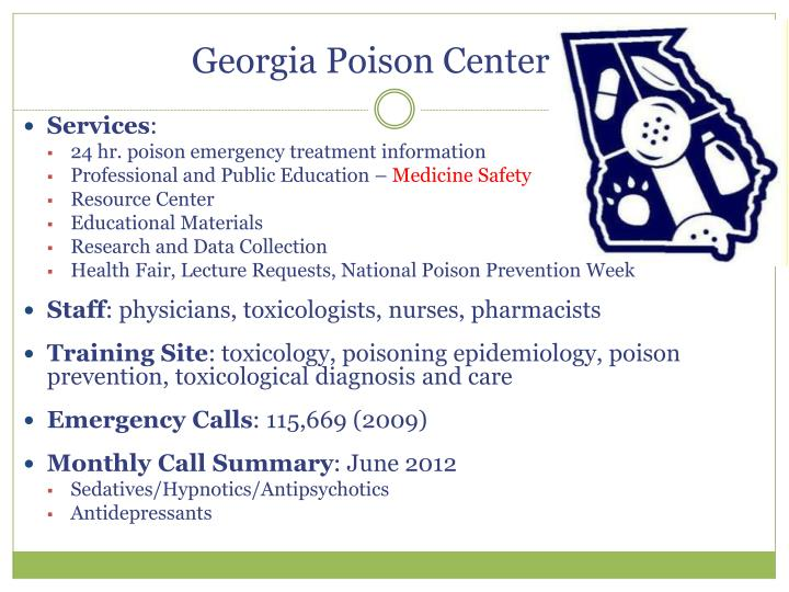 Georgia Poison Center