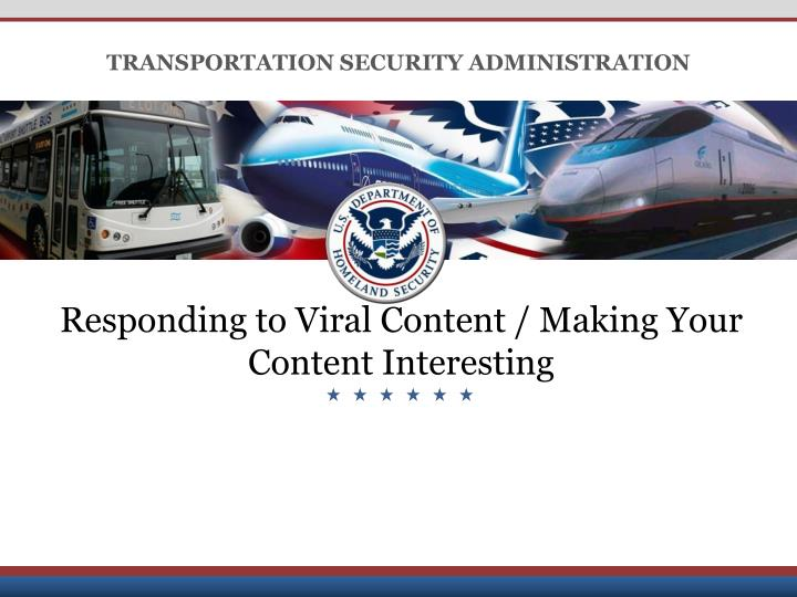 Responding to viral content making your content interesting