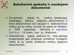 buhalterin apskaita ir naudojami dokumentai20