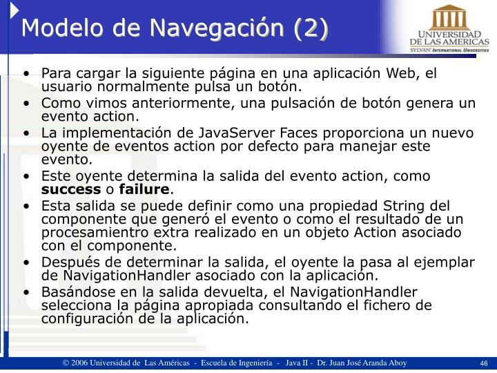 Modelo de Navegación (2)