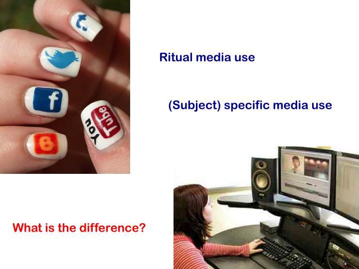 Ritual media