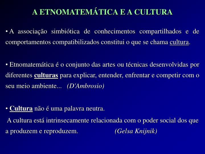 A associação simbiótica