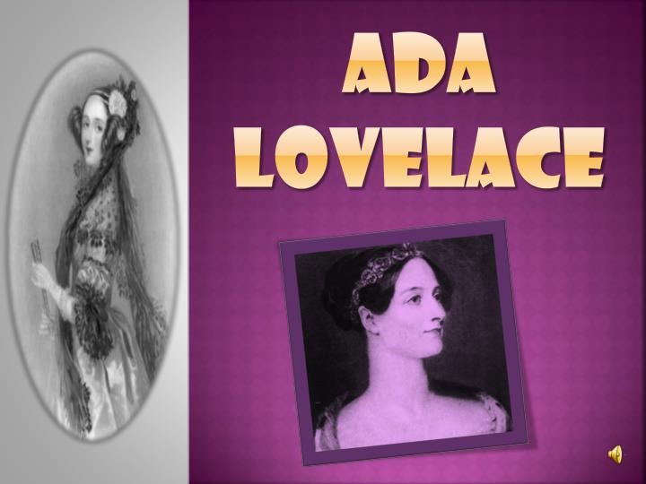 ada lovelace n.