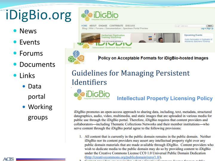 iDigBio.org