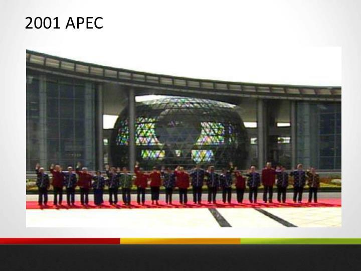 2001 APEC