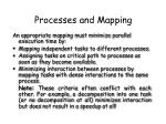 processes and mapping2