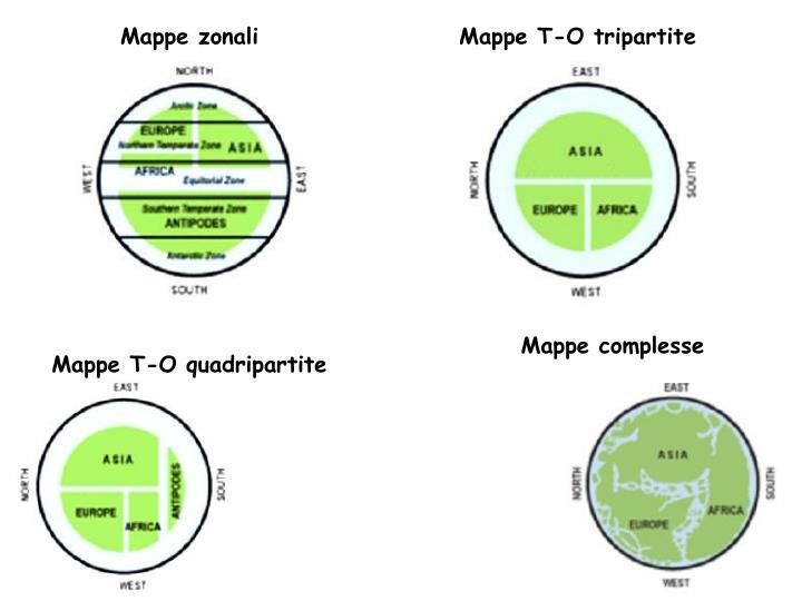 Mappe zonali