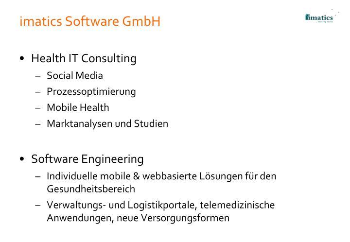 imatics Software GmbH