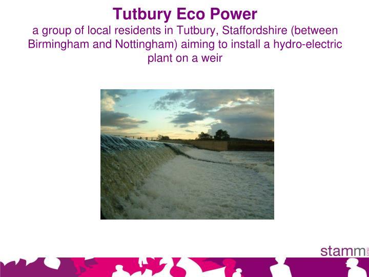 Tutbury Eco Power