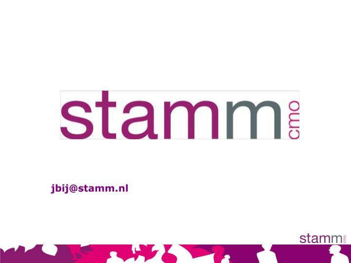jbij@stamm.nl