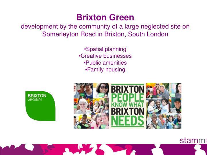 Brixton Green