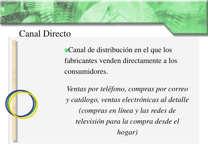 Canal Directo