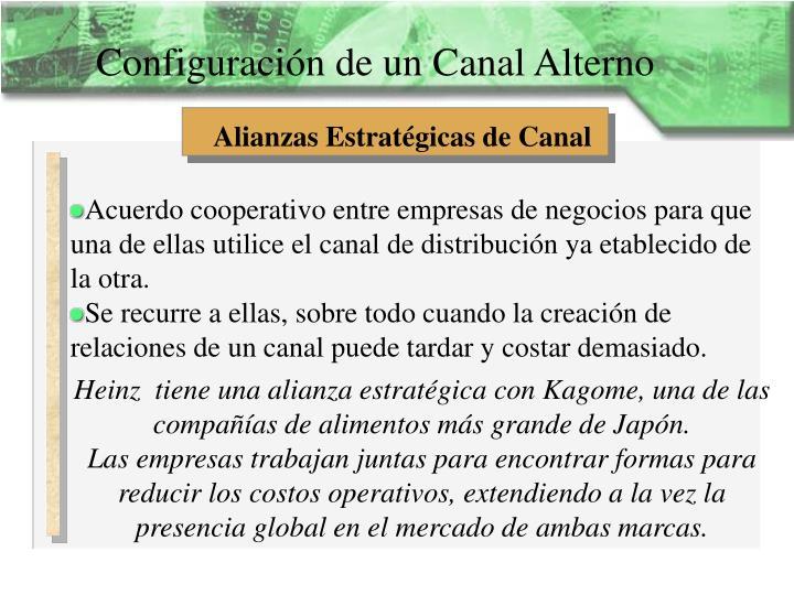 Alianzas Estratégicas de Canal