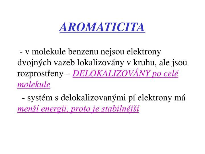 AROMATICITA