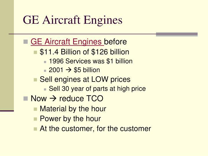 GE Aircraft Engines
