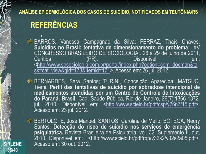 BARROS, Vanessa Campagnac da Silva; FERRAZ, Thaís Chaves.