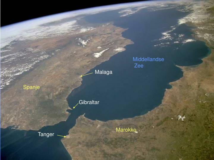 Middellandse