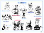 ten roles