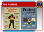 ppe posters