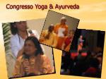 congresso yoga ayurveda