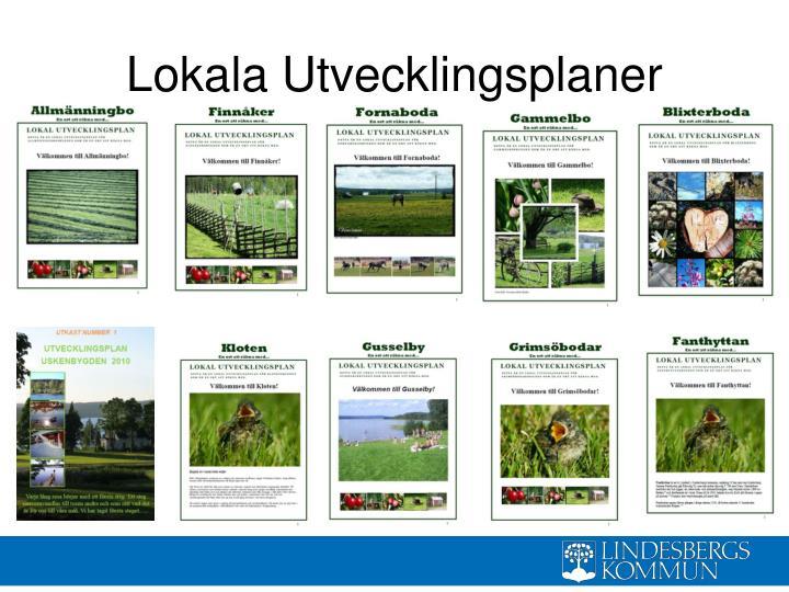 Lokala Utvecklingsplaner