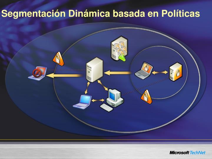 Segmentación Dinámica basada en Políticas