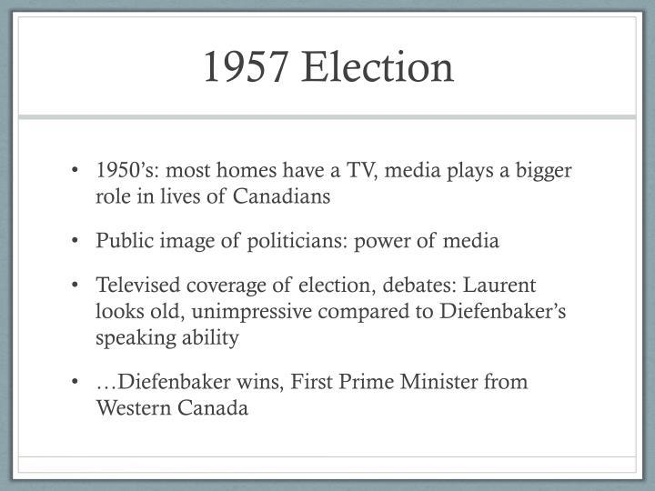 1957 Election