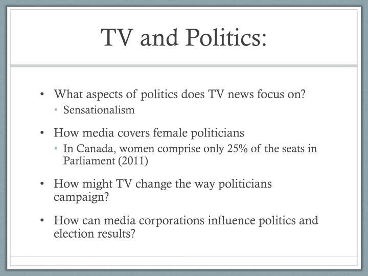 TV and Politics: