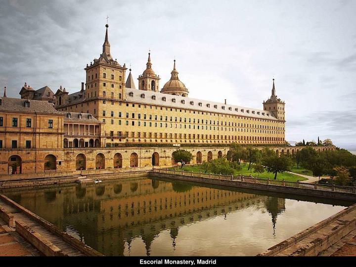 Escorial Monastery, Madrid
