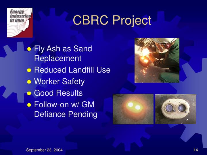 CBRC Project