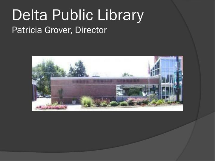 Delta Public Library
