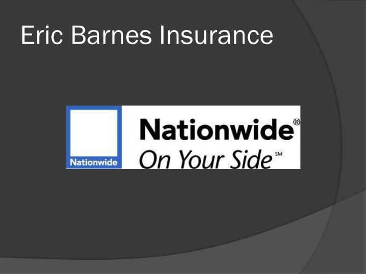 Eric Barnes Insurance