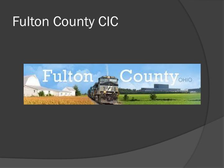Fulton County CIC