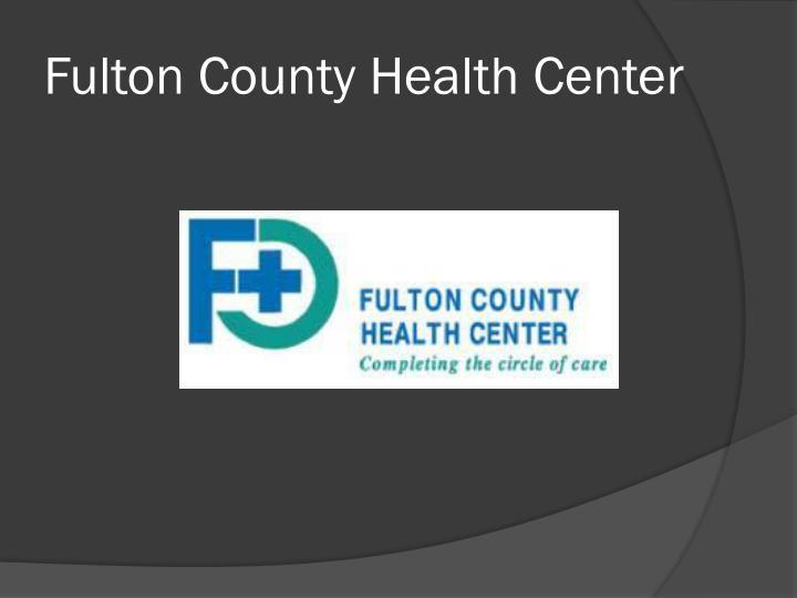 Fulton County Health Center
