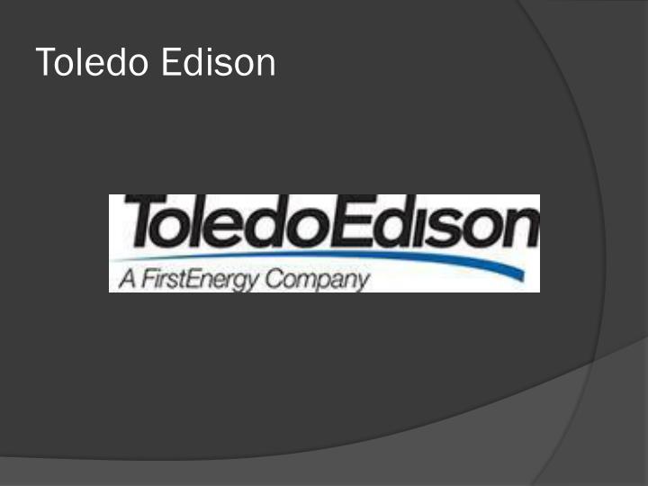 Toledo Edison