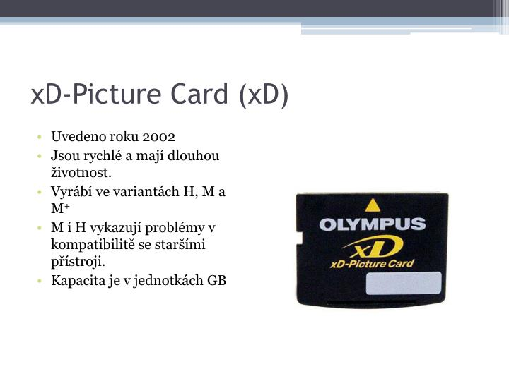 xD-Picture Card (xD)