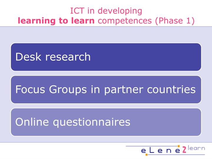 ICT in developing