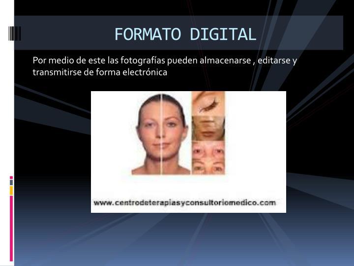 FORMATO DIGITAL
