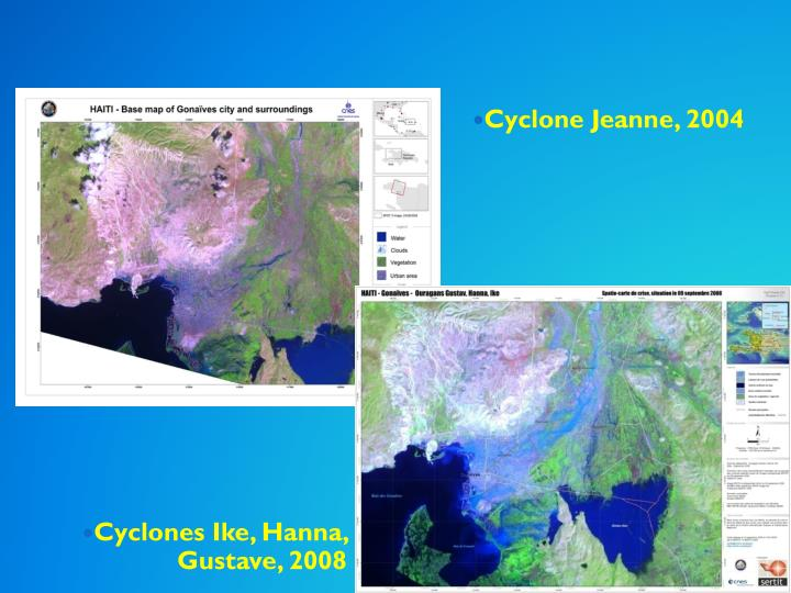 Cyclone Jeanne, 2004
