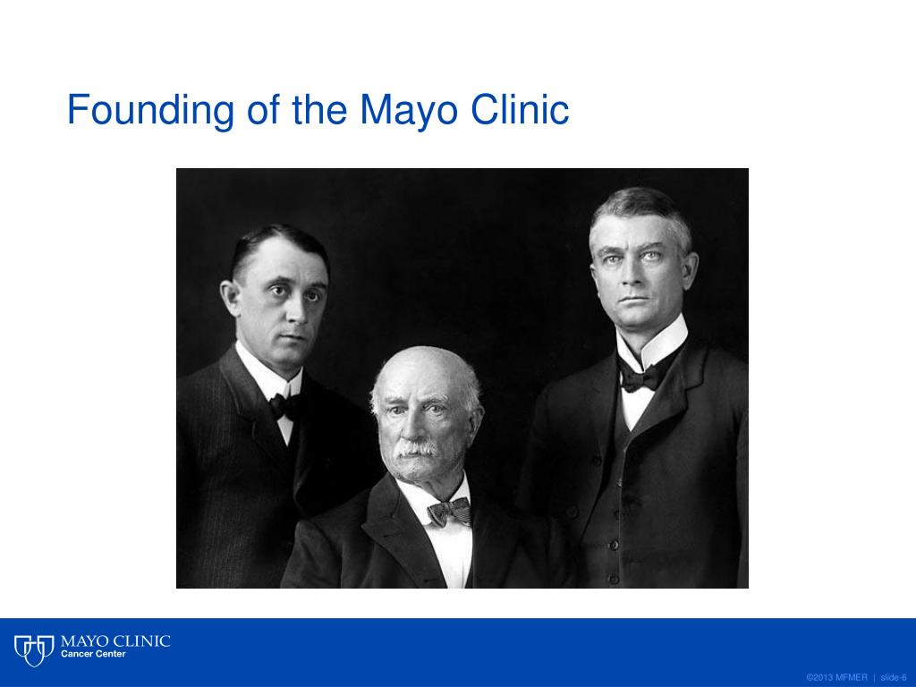 PPT - Mayo Clinic and Alaska: Collaborative Health Care